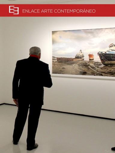 Inauguracion Galeria Enlace Arte Contemporaneo Lima Peru