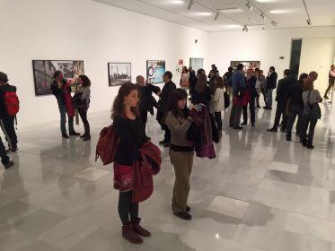 Inauguración exposición Mellado - Closer Granada 02